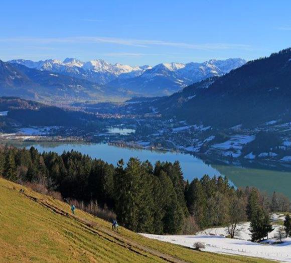 Musikkapelle Fischen Im Allgäu Bei Allen Beliebt: Heilen In Der Gesundheitsregion Allgäu
