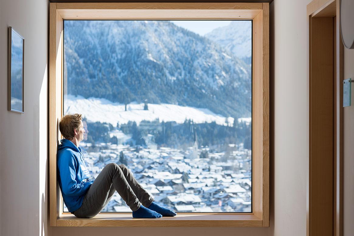 bildergalerie und impressionen adula klinik dr reisach kliniken. Black Bedroom Furniture Sets. Home Design Ideas